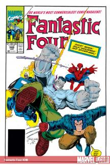 Fantastic Four (1961) #348