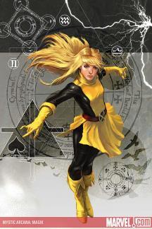Mystic Arcana #1