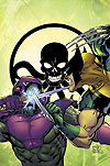NEW THUNDERBOLTS (2005) #4 COVER