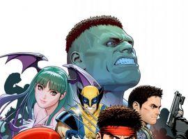 Marvel vs. Capcom 3: Fate of Two Worlds promo art