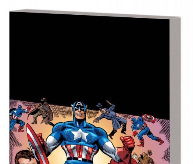 Essential Captain America Vol. 3 (Trade Paperback)