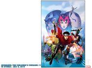 Avengers: The Children's Crusade (2010) #1 Wallpaper