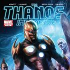 THE THANOS IMPERATIVE #2 cover by Aleksi Briclot