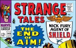 Strange Tales (1951) #149