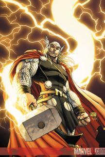 Thor (2007) #1 (50/50 Variant)