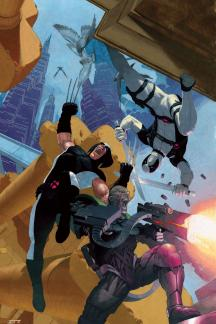 Uncanny X-Force (2010) #7