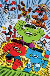 Hulk-Sized Mini-Hulks #1