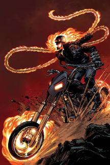 Ghost Rider (2011) #1 (Adams Variant)