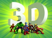Super Hero Squad: Infinity Gauntlet 3DS Spot