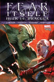 Hulk Vs. Dracula (2011) #1