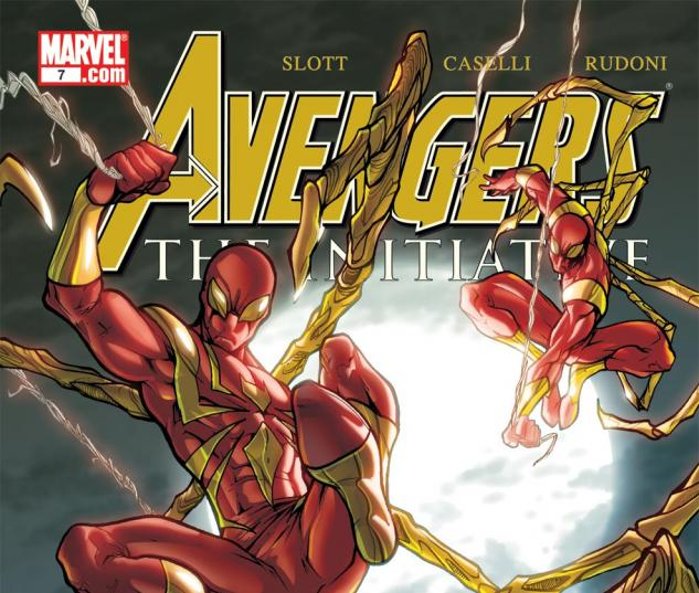 Avengers: The Initiative (2007) #7