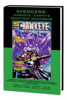 Avengers: Hawkeye - Earth's Mightiest Marksman (Hardcover)
