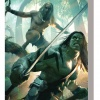 SKAAR: KING OF THE SAVAGE LAND TPB cover