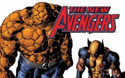 New Avengers (2010) #13