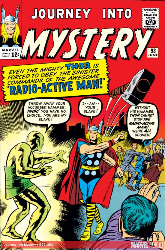 Journey Into Mystery (1952) #93