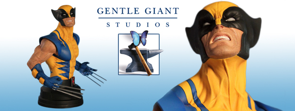 Gentle Giant's Marvel Wolverine Mini Bust