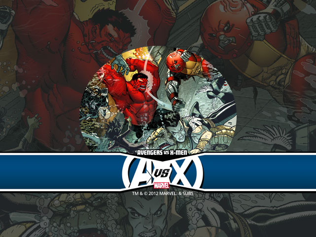Avengers VS X-Men (2012) #2 Bradshaw Android 640x480 Wallpaper