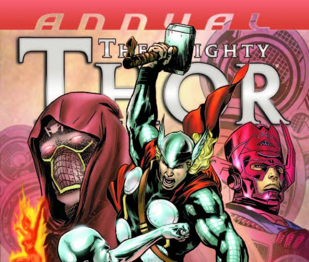 THE MIGHTY THOR ANNUAL 1 (WITH DIGITAL CODE)