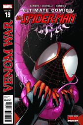 Ultimate Comics Spider-Man #19 
