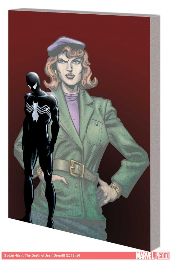 SPIDER-MAN: THE DEATH OF JEAN DEWOLFF TPB (NEW PRINTING)
