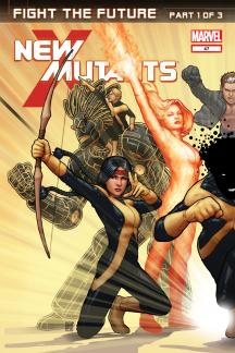 New Mutants (2010) #47