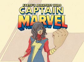 CAPTAIN MARVEL 17 2ND PRINTING VARIANT (WITH DIGITAL CODE)