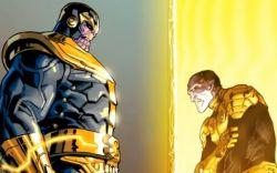 Marvel AR: Thane & Thanos