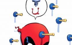 Marvel AR: Deadpool #5 Cover Recap