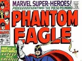 Phantom Eagle by Herb Trimpe
