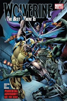 Wolverine: The Best There Is #9