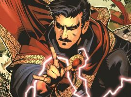 Doctor Strange #1 preview art by Chris Bachalo