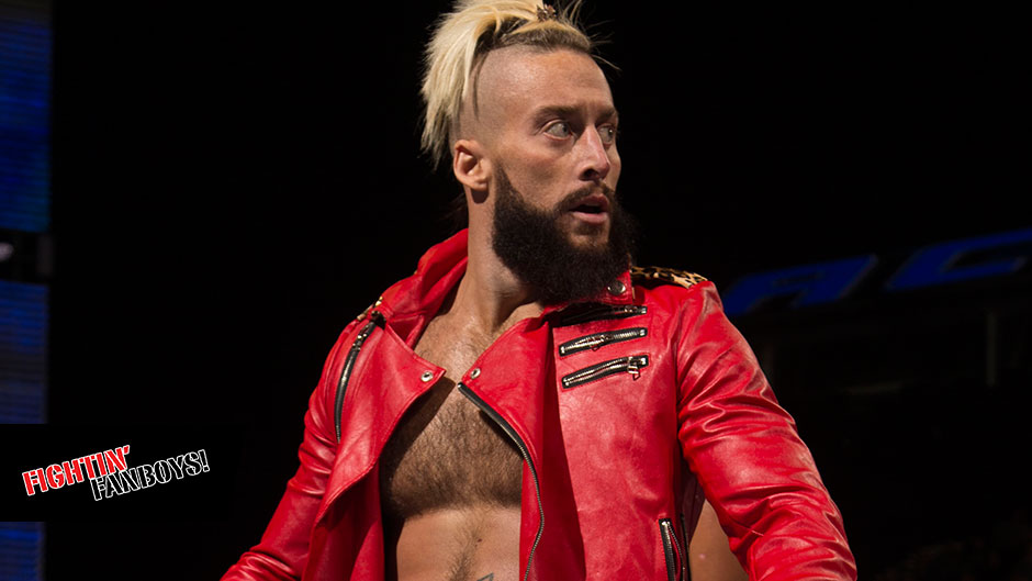 Enzo Amore (photo courtesy of WWE)