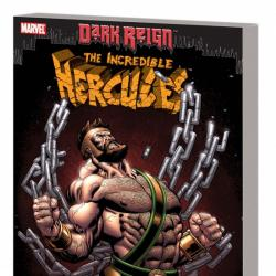 INCREDIBLE HERCULES: DARK REIGN TPB
