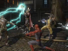 Marvel: Ultimate Allianc 2 screenshots