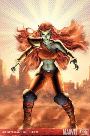 All-New Savage She-Hulk (2009) thumbnail