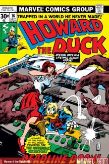 Howard the Duck #16