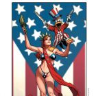 New Frank Cho Print Benefits Hero Initiative