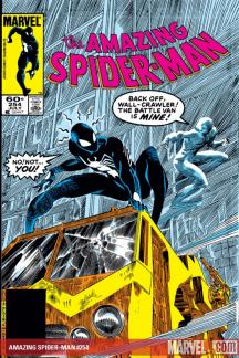 Amazing Spider-Man (1963) #254