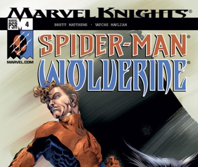 Spider-Man & Wolverine #4