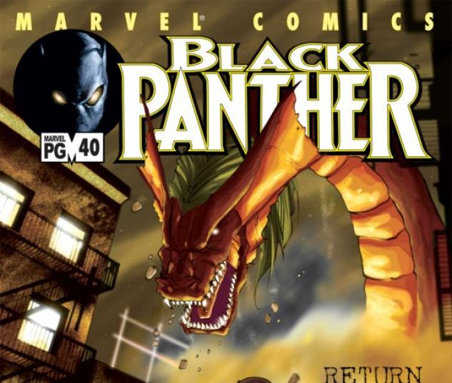 Black Panther #40