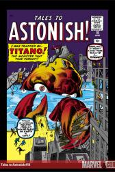Tales to Astonish #10