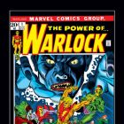Warlock (1972) #1