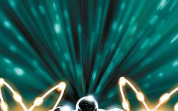 CAPTAIN UNIVERSE (2007) #5 COVER