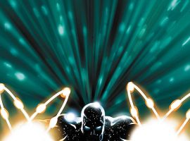 CAPTAIN UNIVERSE (2007) #5 COVER