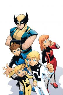 X-Men and Power Pack (2005) #1
