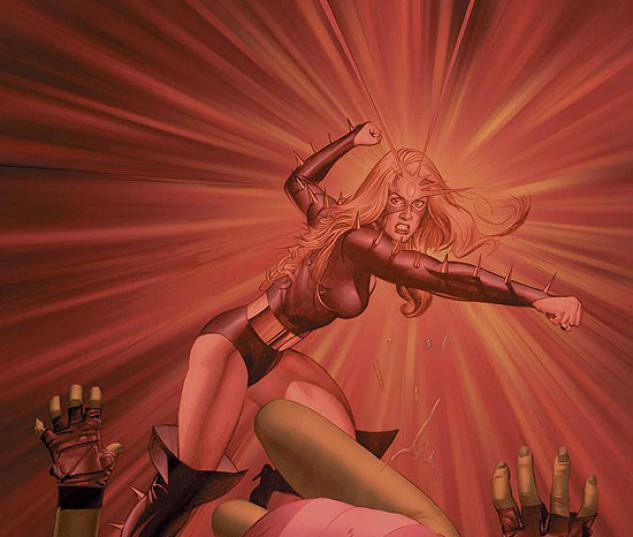 SHE-HULK (2005) #11 COVER
