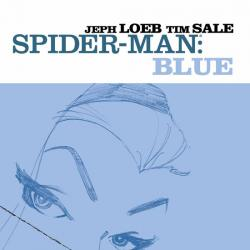 SPIDER-MAN BLUE TPB COVER