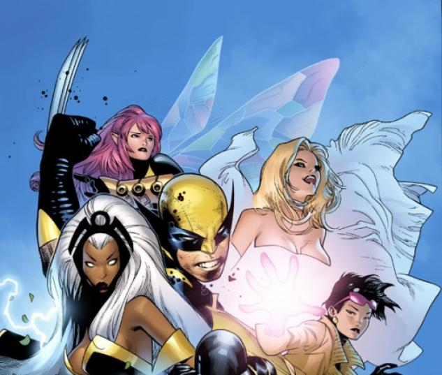 X-MEN #1 variant cover by Olivier Coipel
