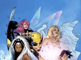 X-MEN #1 variant cover by Olivier Coipel