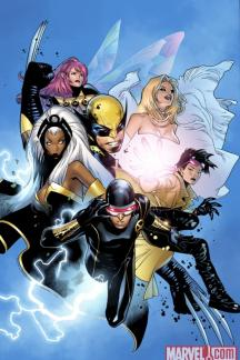 X-Men (2010) #1 (COIPEL VARIANT)